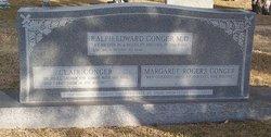 Dr Ralph Edward Conger