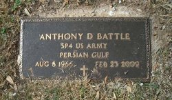 Anthony Donell Battle
