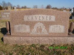 Cleo Webster Cavener
