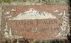 Warren Kinsey Allen