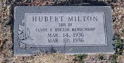 Hubert Milton Beauchamp