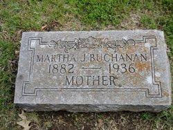 Martha J <i>Lamb</i> Buchanan