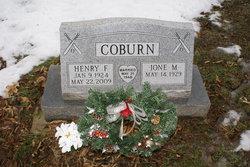 Henry F. Coburn