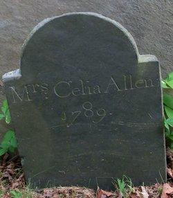 Celia <i>Whitman</i> Allen