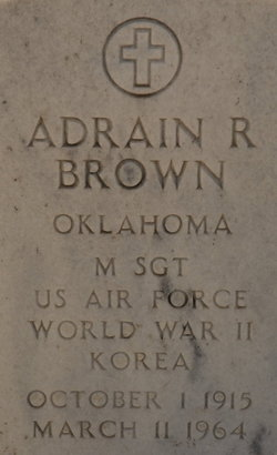 Adrain R. Brown