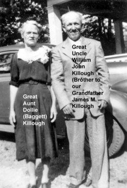 William Johnathon John Killough