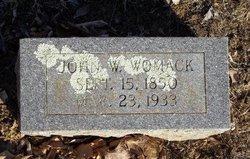 John Wesley Womack