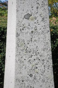 Faith <i>Williams</i> McClellan