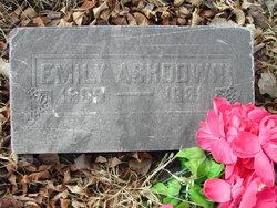Emily Ashdown