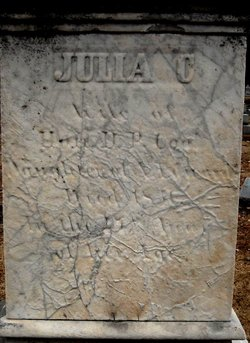 Julia Catherine <i>Edwards</i> Cook