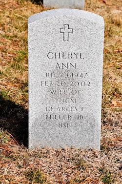 Cheryl Ann Miller