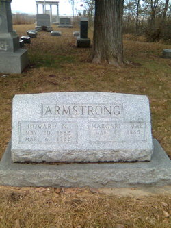 Margaret Mae <i>Norton</i> Armstrong