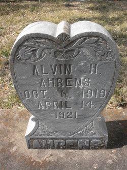 Alvin H Ahrens