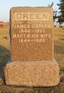 Mary Belle <i>Green</i> Green