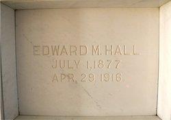 Edward Marvin Ed Hall