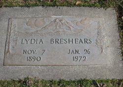 Lydia Collins <i>Magruder</i> Breshears