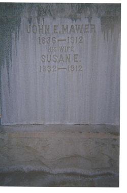 Susan Elizabeth <i>Perrine</i> Mawer