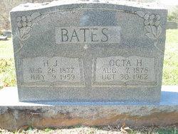 Lydia Octavia Octa <i>Holbrook</i> Bates