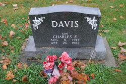 Charles E Davis
