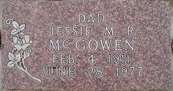 Jessie Martin Reaves McGOWEN