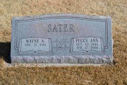 Peggy Ann <i>Henander</i> Sater