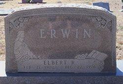 Elbert Roosevelt Erwin