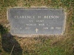 Clarence Hoover Beeson
