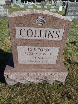 Edna Mae <i>Franz</i> Collins