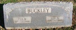 Eva Mae <i>Custer</i> Buckley