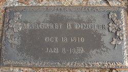 Margaret Bell <i>Bass</i> Dingler