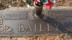 George Conway Bailey, Sr