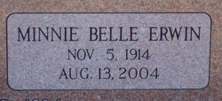 Minnie Belle <i>Erwin</i> Crabb