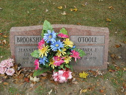 Jeannette K Jeannie Brookshire