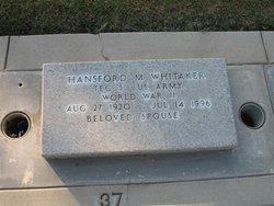 Hansford Monroe Whitaker