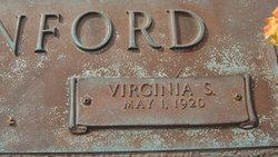 Virginia <i>Sloop</i> Cranford