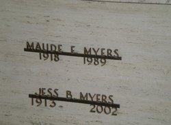 Maude E. Myers