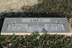 Dorothy Frances <i>Huskerson</i> Ames