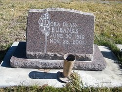 Dora Dean <i>O'Driscoll</i> Eubanks
