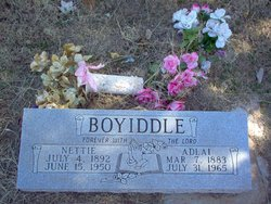 Nettie Boyiddle