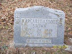 Margaret <i>Abbott</i> Brown