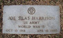 Joe Silas Curlie Harrison
