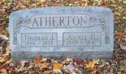 Annie H Atherton