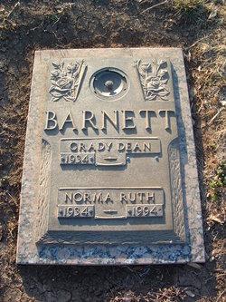 Norma Ruth Barnett