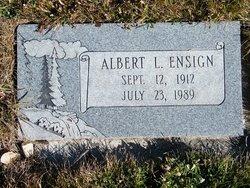 Albert L Ensign