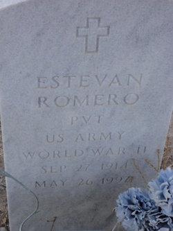 Estevan Romero