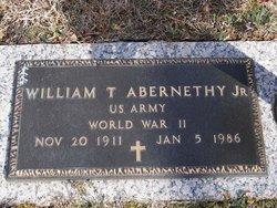 William Turner Abernethy, Jr