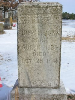 John M Bunn