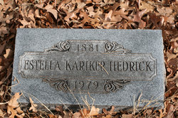Estella Kariker Hedrick