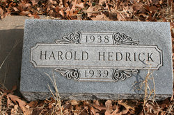 Harold Hedrick