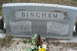 Martha L. Dolly <i>Addison</i> Bingham